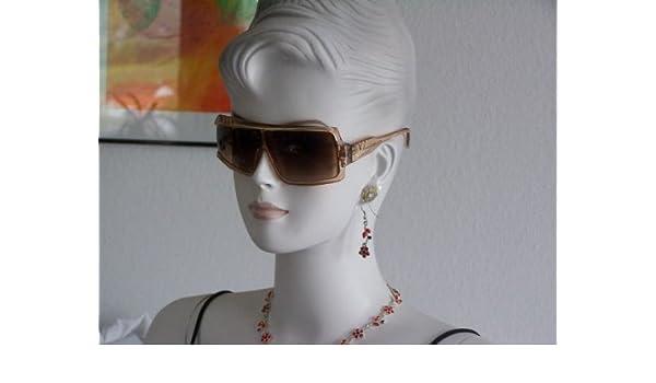 Vintage Retro Funkadelic 1980 Sonnenbrille KS07BRN iLnncOpt