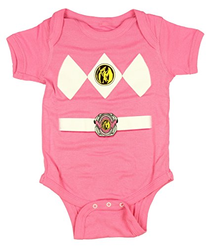 - Pink Ranger Kostüme