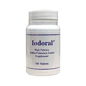 Iodoral 12.5 mg - 180 tablets