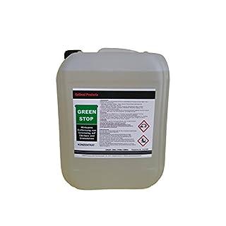 Grünbelagentferner Steinreiniger Konzentrat 10 Liter selbsttätig