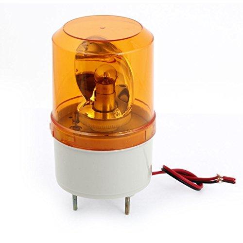 DC 24V 5W Flash Strobe Light Industrial Signal Warning Lamp Yellow Flash-dc Strobe