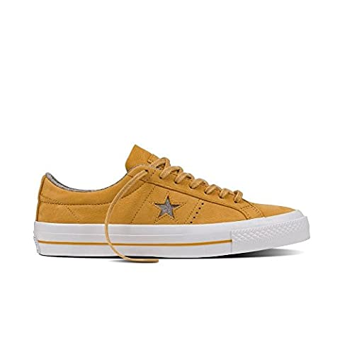 Converse Skate Shoes - Converse One Star Shoes - Soba/Ash