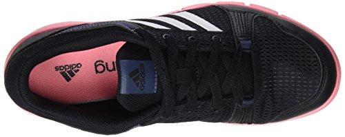Adidas Niraya–Chaussures de cross training pour femme Negro (Negro / Plamet / Suppop)