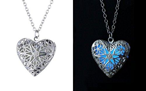 collier-sautoir-pendentif-steampunk-coeur-perfor-pentagramme-plaqu-chrome-mdaillon-fe-magique-fluore