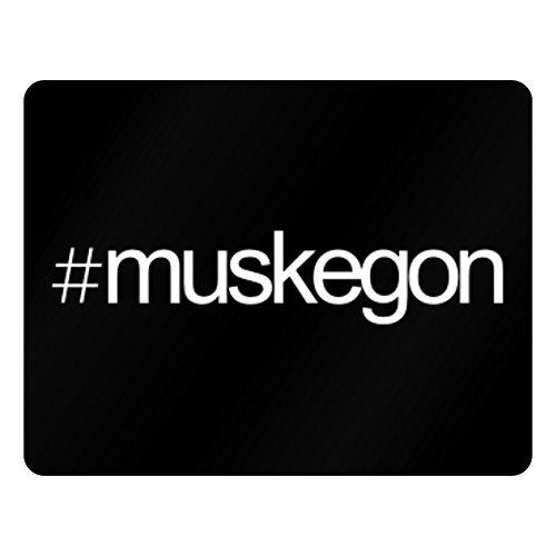 Idakoos Hashtag Muskegon - US Städte - Plastic Acrylic