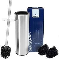 Escobillas y portaescobillas de inodoro | Amazon.es