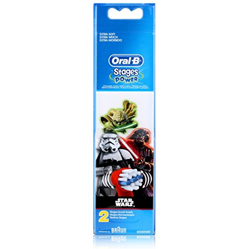 Oral-B Stages Power EB10 Star Wars 2pc
