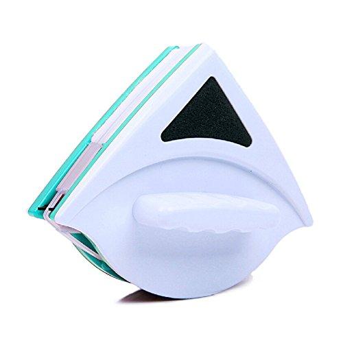 GCDN Limpiador magnético de Cristal de Doble Cara de 15 a 23 mm, Cepillo de Limpieza de Ventanas, Limpiador...