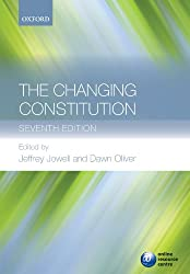 The Changing Constitution: Seventh Edition
