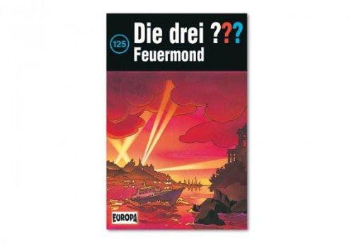 Sony Music Europa Die drei ??? MC Folge 125 - Feuermond, 3 MC-Box (Sony Es Player Cd)
