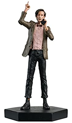 Doctor Who Figurine Collection - Figure #1 - 11th Doctor Who Matt Smith - Hand Painted 1:21 Scale Model - Collector Boxed by Eaglemoss / Doctor Who von Eaglemoss / Doctor Who