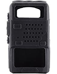 negro Two Way Radio Protection Soft Case for Baofeng UV-5R, UV5R+, UV-5RE Plus
