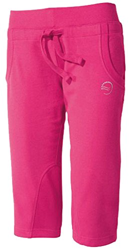 Crivit® Damen Sweatcapri (Gr. S 36/38, pink) Lycra Capri Hose
