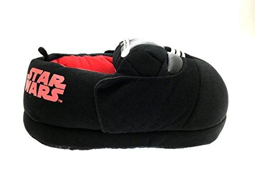 Disney ,  Jungen Durchgängies Plateau Sandalen mit Keilabsatz Darth Vader 3D Slipper