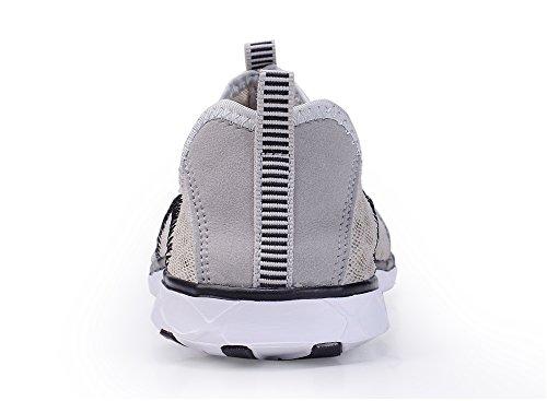 IceUnicorn , Herren Aqua Schuhe Weiß