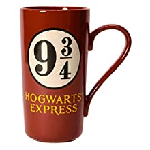 Tasse Haute Type Mug Motif Harry Potter Quai 9 3/4