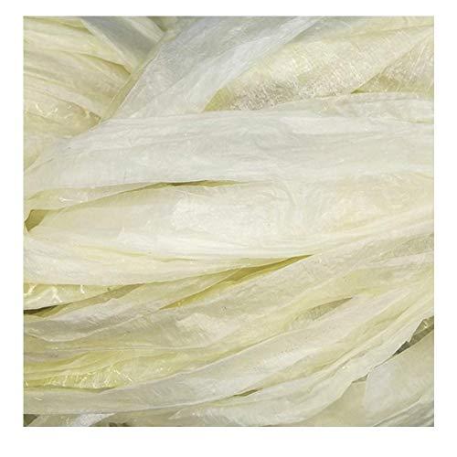 pegtopone Därme, 10PCS 2.5m / 8.2ft trockenes feines Schaf-Därme 28/30 Sichuan Wurst-Mantel-Würstchen-Därme, der den besten Geschmack für die ganze Familie Holt Latest