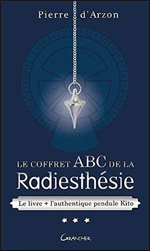 Le coffret ABC de la Radiesthésie - Le livre + l'authentique pendule Kito