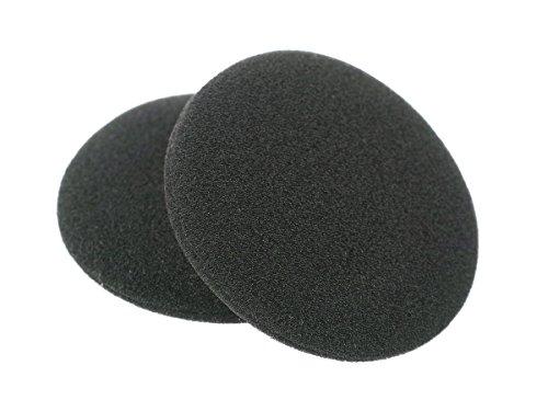 WEWOM 2 Ersatz Universal Schaumstoff Polster für Kopfhörer, Durchmesser: 55mm thumbnail