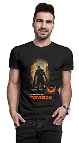 Tom Clancy's The Division Dark Winter ufficiale Uomo maglietta unisex (X-Large)