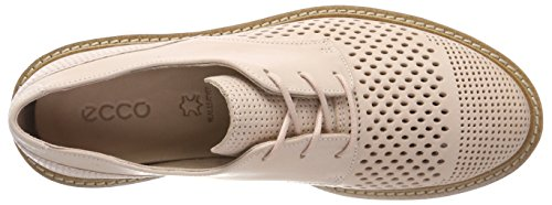 Ecco Touch, Brouge Chaussures Femme Rose (rose Poussière)