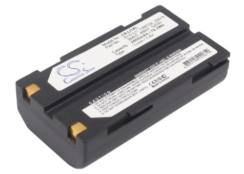 Cameron Sino 2000mAh/14.8wh batterie de remplacement pour Moli Mcr-1821 CS-LI1SL_0015 Chargeurs Accessoires