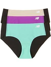 new balance underwear. new balance womens laser hipster panty 3-pack underwear n