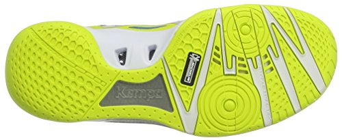 Kempa Lord Wing Little Sneaker Gelb (02)