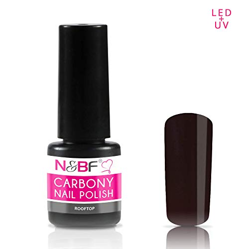 carbony nailpolish ROOFTOP 5 ml-7ml Nail Polish à Ongles Gel