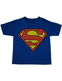 Superman DC Comics Logo Youth T-Shirt Tee