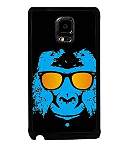 Fiobs Designer Back Case Cover for Samsung Galaxy Note Edge :: Samsung Galaxy Note Edge N915Fy N915A N915T N915K/N915L/N915S N915G N915D (Awards Ar Artistic Owl Birld Dance Singer)