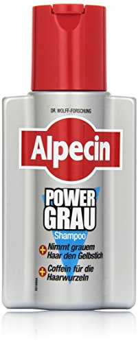 Alpecin Power Grau Shampoo, 200 ml