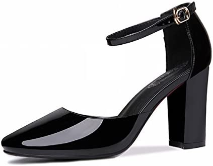 YTTY con Un Singolo Scarpe Le Le Le Scarpe da Donna Femminile dei Sandali delle cavità degli Alti Talloni Nero 37B0752Q9N4ZParent | Negozio online di vendita  | In vendita  | La Vendita Calda  b7a557