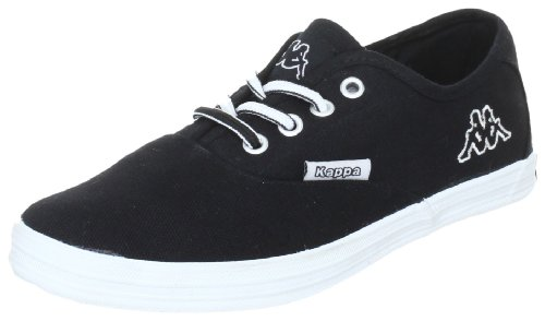 kappa-holy-footwear-unisex-textile-damen-sneakers-schwarz-1110-black-white-42-eu-8-damen-uk