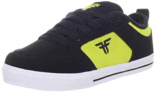 Fallen Unisex – Bimbi 0-24 CLIPPER Kids scarpe sportive Nero (Schwarz (nero / fluo giallo))