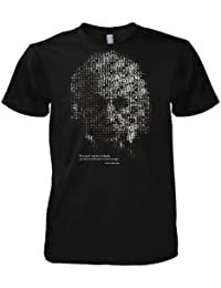Chameleon Clothing Geek Albert Einstein Explain It Simple 701691 Herren  T-Shirt 226a8de9c0