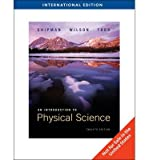 [(Introduction to Physical Science)] [ By (author) James T. Shipman, By (author) Aaron Todd, By (author) Jerry Wilson ] [September, 2009]