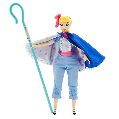 Disney Official Store Toy Story 4 Bo Peep Deluxe Talking Action Figure Doll