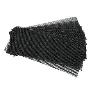 Schleifgitter 280x115mm 10 Stück Gitterleinen für Handschleifer/Rigips-Schleifpapier
