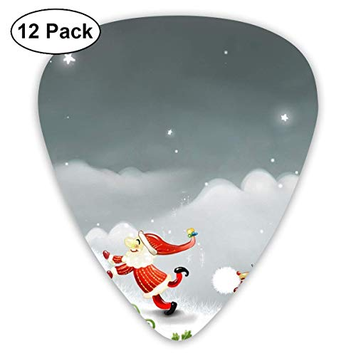 Claus Guitar Picks - 12 pack ()
