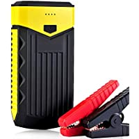 ASDI 600A 10000Mah Portable Car Jump Starter, Emergency Battery Booster Pack Mit Dual USB Charging Outputs, LED-Taschenlampe... preisvergleich bei billige-tabletten.eu