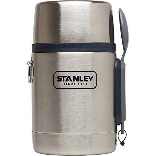 Stanley Adventure Vakuum Isoliert Food Jar, Unisex, 10-01287-021, Stainless/Navy, 18 OZ - Vakuum Food-kanister