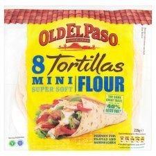 old-el-paso-8-x-mini-super-soft-flour-tortillas-200g