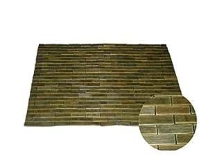 badematte saunamatte holz badteppich bambus holzmatte. Black Bedroom Furniture Sets. Home Design Ideas