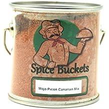 Mojo Picon canario 84 g de mezcla de especias en para especias cubo libre UK Post