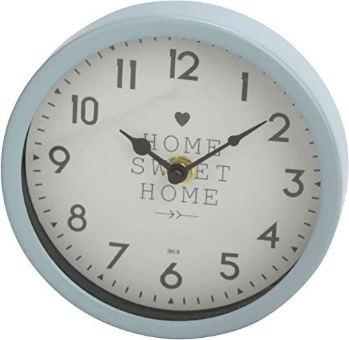 Amadeus Horloge Scandi métal coloré