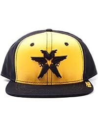 Bioworld Merchandising - Infamous Second Son casquette baseball Snap Back Yellow / Black Logo