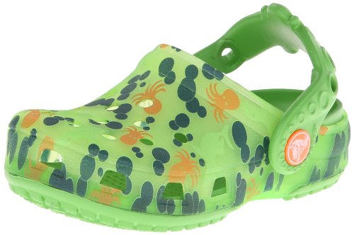 Crocs Kids - Clog Chameleons Octopus Clog PS - Lime