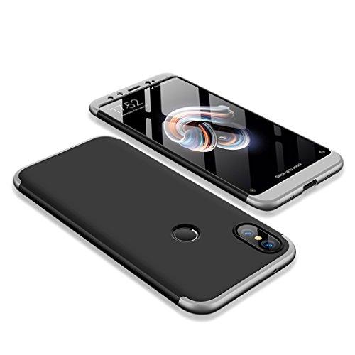 Funda XiaoMi Mi A2, 3 1 Desmontable Anti-Arañazos