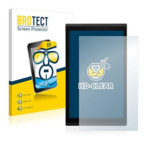 BROTECT Schutzfolie kompatibel mit Medion Lifetab S10351 (MD 99666) [2er Pack] - klarer Bildschirmschutz